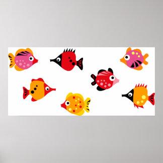 FishCutie3 Affiches