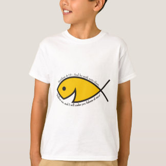 Fisher de 4h19 de Matthew de T-shirt de la