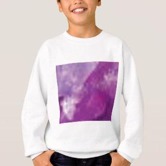 fissures pourpres sweatshirt