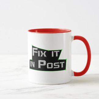 """""""Fixez-le tasse de VFX dans courrier"""""""