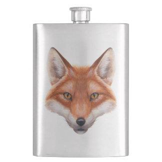 Flacon de classique de visage de Fox rouge