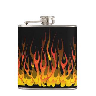 Flacon de flammes
