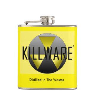 Flacon de KillWare® enveloppé par vinyle