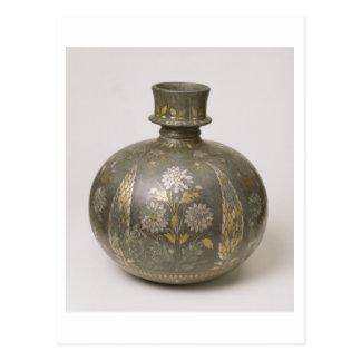 Flacon de Mughal (métal ouvré) Carte Postale