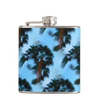 Flacon de palmiers