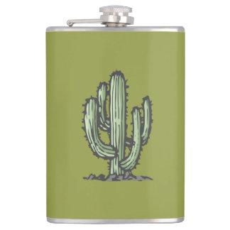 Flacon d'illustration de cactus