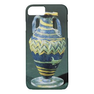 flacon en verre d'onguent de Sable-noyau Coque iPhone 7
