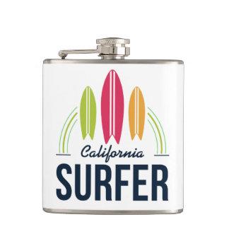 Flacon fait sur commande de surfer de nom et