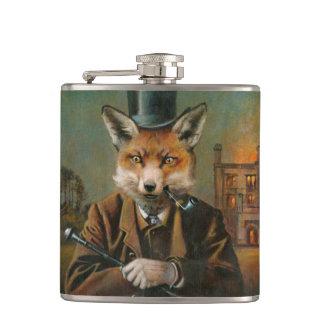 Flacon pimpant vintage de hanche de Fox