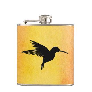 Flacon pour aquarelle tropical de Colibri de