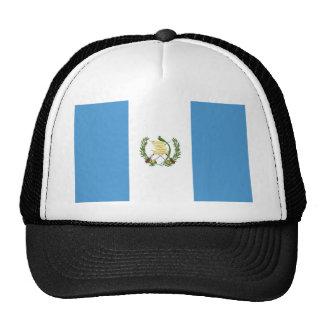 Flag_of_Guatemala Casquette De Camionneur