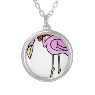 Flamant #4 collier