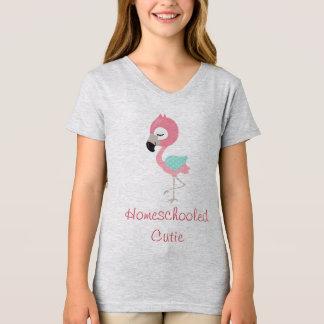 Flamant Homeschooled Cutie T-shirt