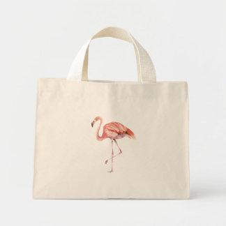 Flamant rose sacs