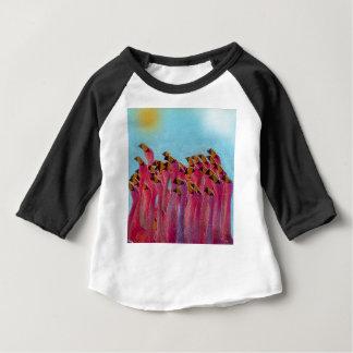 Flamant T-shirt Pour Bébé