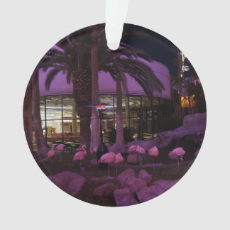 Flamants, ornement de Las Vegas #2