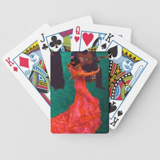 Flamenco Jeu De 52 Cartes
