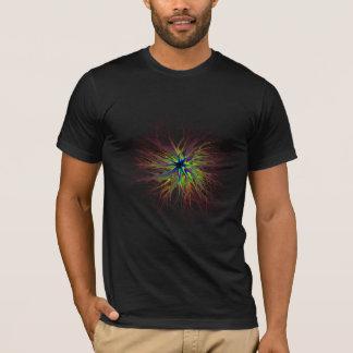 flamme de la vie t-shirt