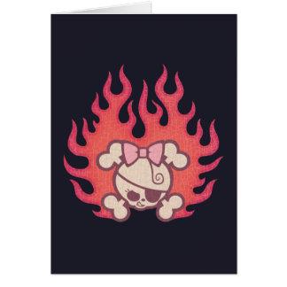 Flammes de chariot cartes