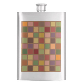 Flasque Automne carré