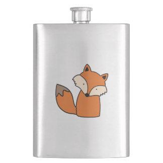 Flasque Beau renard rouge