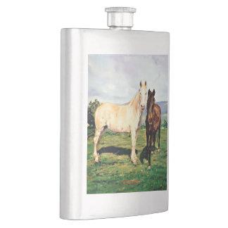 Flasque Chevaux/Cabalos/Horses
