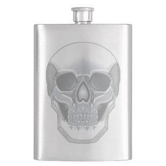Flasque Crâne en cristal