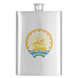Flasque Manteau des bras de Bashkortostan