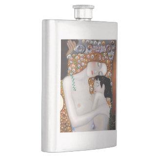 Flasque Mon Klimt Serie : Mère et enfant