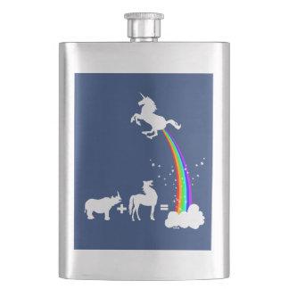 Flasque Origine de licorne