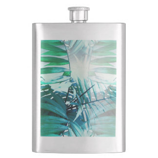 Flasque Paume tropicale