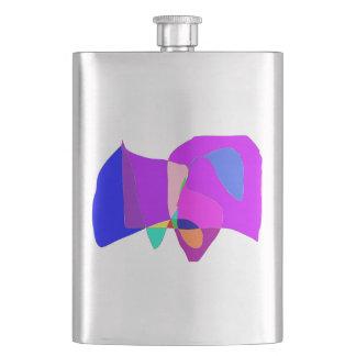 Flasque Une personne très élégante