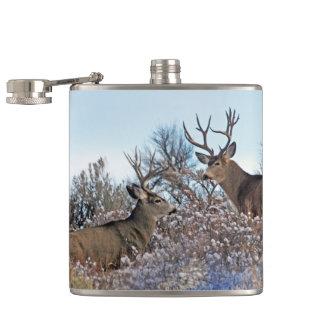 Flasques Art de faune de photoshop de photographie