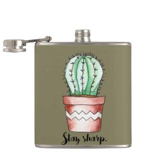 Flasques Cactus de dièse de séjour