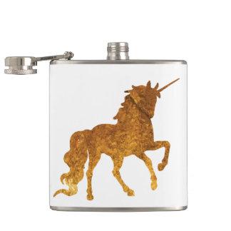 Flasques Cadeau d'or caracolant magique de partie de