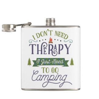 Flasques Camper pas thérapie
