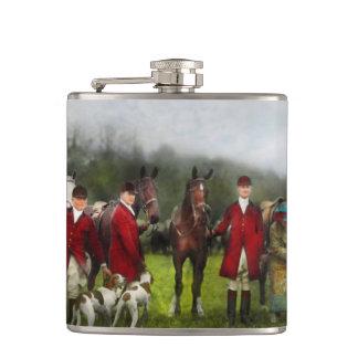 Flasques Chasseur - la chasse à renard - Contrôle-ho 1924