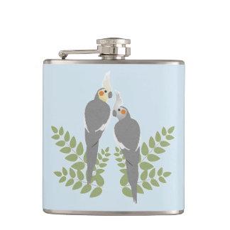 Flasques Couples de Cockatiel