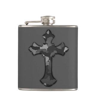Flasques Croix de Camo