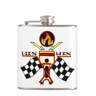 Flasques Drapeau de emballage Checkered du piston des
