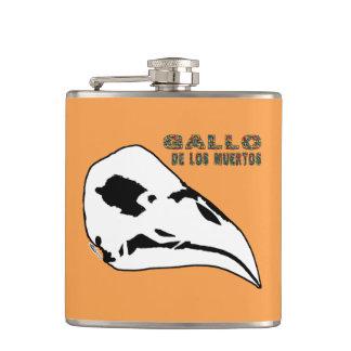 Flasques Gallo De Los Muertos