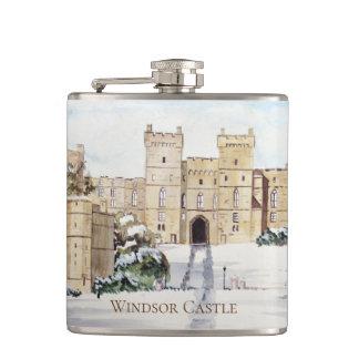 Flasques Hiver au château de Windsor par Farida Greenfield