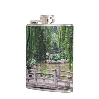 Flasques Jardin asiatique 1