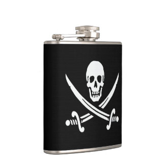 Flasques Jolly roger