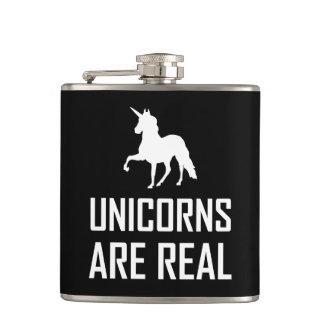 Flasques Les licornes sont vrai imaginaire