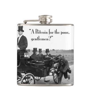 Flasques Mendiant de Bitcoin