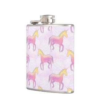 Flasques Motif de licorne, mou