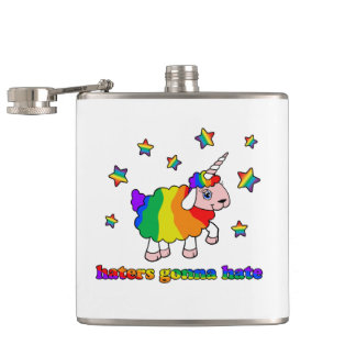 Flasques Moutons de licorne