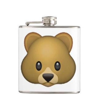 Flasques Ours - Emoji