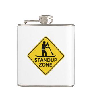 Flasques Panneau routier Standup de zone de Paddleboarding